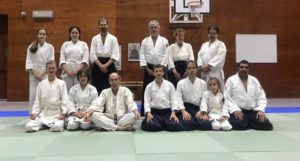 aikido stages